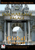 global treasures  dolmabahce palace istanbul, turkey