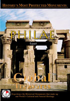 Global Treasures  PHILAE Egypt | Movies and Videos | Action