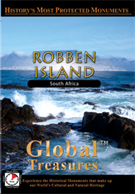 global treasures  robben island cape town, south africa
