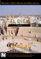 Global Treasures  EL DJEM Tunisia | Movies and Videos | Action