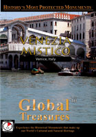 Global Treasures  VENEZIA MISTICO Venice, Italy | Movies and Videos | Action