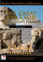 Global Treasures  THE GREAT PYRAMID Gizeh Cheops Pyramid Egypt | Movies and Videos | Action