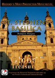 global treasures  st. stephen's basilica budapest, hungary