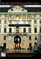 global treasures  hofburg imperial palace vienna, austria