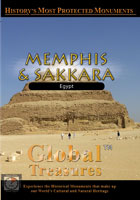 global treasures  memphis & sakkara egypt