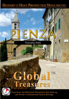 Global Treasures  PIENZA Tuscany, Italy | Movies and Videos | Action