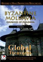 global treasures  byzantine moldavia churches of moldavia, romania