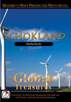 global treasures  schokland netherlands