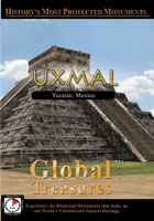 Global Treasures  UXMAL Yucatan, Mexico | Movies and Videos | Action