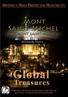 global treasures  mont saint michel le mont saint michel normandy, france