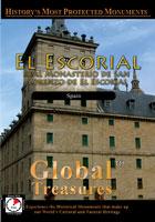 global treasures  el escorial real monasterio de san lorenzo de el escorial, spain
