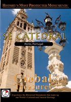 Global Treasures  SE CATHEDRAL Porto, Portugal | Movies and Videos | Action