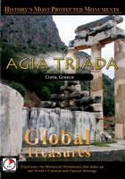 global treasures  agia triada crete, greece
