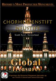 global treasures  chorherrenstift neustift 12th century augustine monestary south tyrol, switzerland