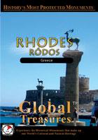 global treasures  rhodes rodos, greece