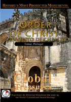 Global Treasures  ORDER OF CHRIST Convento De Christo Tomar, Portugal | Movies and Videos | Action