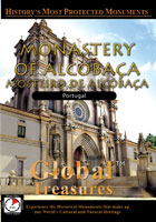 Global Treasures  MONASTERY OF ALCOBACA Mosteiro De Alcobaca Portugal   Movies and Videos   Action