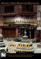 global treasures  swayambhunath kathmandu valley, nepal