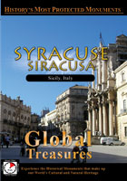 global treasures  syracuse siracusa sicily, italy