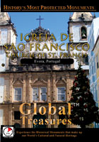 Global Treasures  IGREJA DE SAO FRANCISCO Church of St Francis Porto, Portugal | Movies and Videos | Action