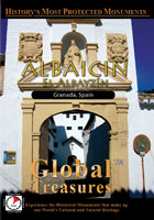 global treasures  albaicin el albayzin granada andalucia, spain
