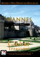 Global Treasures  VANNES Brittany, France | Movies and Videos | Action