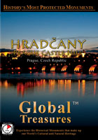 global treasures  hradcany prague castle hill prague, czech republic