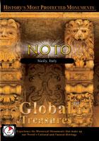 global treasures  noto sicily, italy