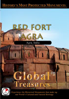 Global Treasures  RED FORT AGRA India   Movies and Videos   Action