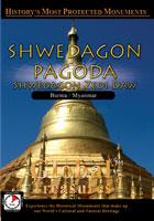 Global Treasures  SHWEDAGON PAGODA Shwedagon Zedi Daw Burma Myanmar   Movies and Videos   Action