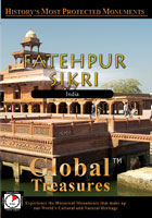 Global Treasures  FATEHPUR SIKRI India | Movies and Videos | Action