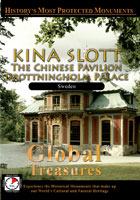Global Treasures  KINA SLOTT The Chinese Pavilion Drottningholm Palace Stockholm, Sweden | Movies and Videos | Action