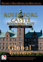 global treasures  rosenborg castle copenhagen, denmark