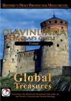 global treasures  olavinlinna st olaf's castle finland