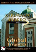 global treasures  kerimaen kirkko finland