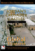 global treasures  jordan's crusader castles jordan