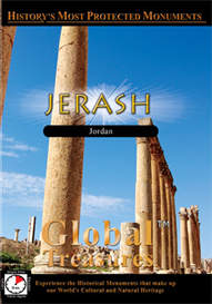 global treasures  jerash jordan