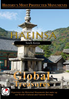 global treasures  haeinsa south korea