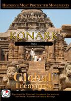 global treasures  konark india
