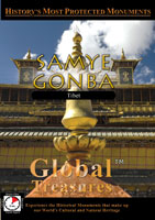Global Treasures  SAMYE GOMPA Tibet, China | Movies and Videos | Action