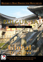global treasures  pulguk-sa south korea