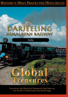 global treasures  darjeeling himalayan railway india