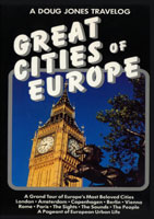 a doug jones travelog great cities of europe