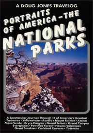 a doug jones travelog portraits of america - the national parks