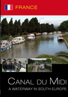 France Canal Du Midi A Waterway in South Europe | Movies and Videos | Action