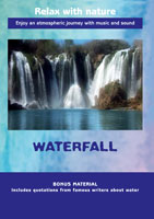 Relax With Nature  Waterfall | Movies and Videos | Action
