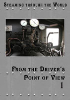 steaming through the world from the driver's point of view i