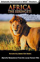 imax  africa the serengeti - blu-ray