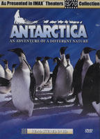 imax  antarctica an adventure of a different nature - blu-ray