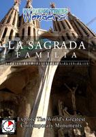 modern times wonders  la sagrada familia barcelona, spain